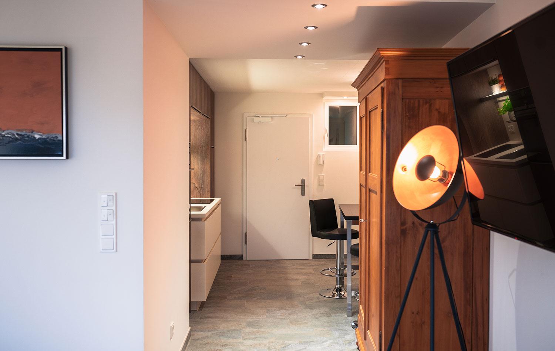 Das Apartment Moselliebe in Ürzig an der Mosel